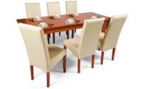 székek, étekzőgarnitúrák