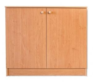 2 ajtós ágyneműtartó
