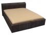 Szafari francia ágy