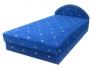 Szivacsos francia ágy